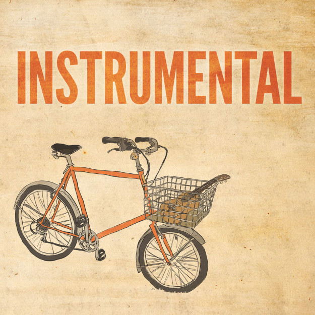 CD Cover of Instrumental CD
