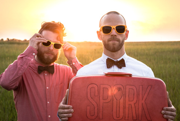 Spork Headshot