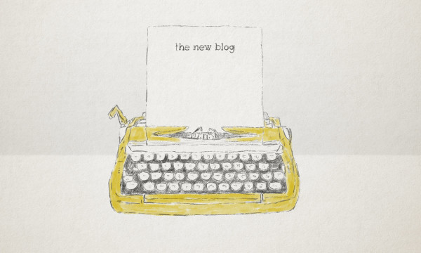 I drew this typewriter
