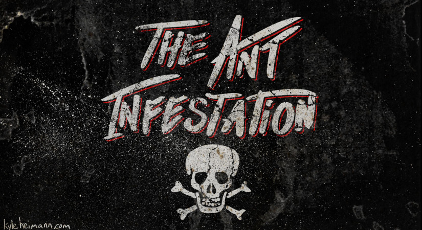ants and poison