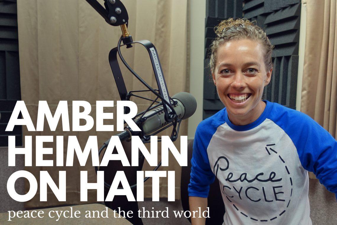 Amber Heimann Haiti