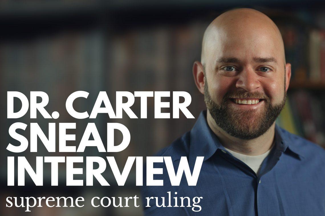 Carter Snead