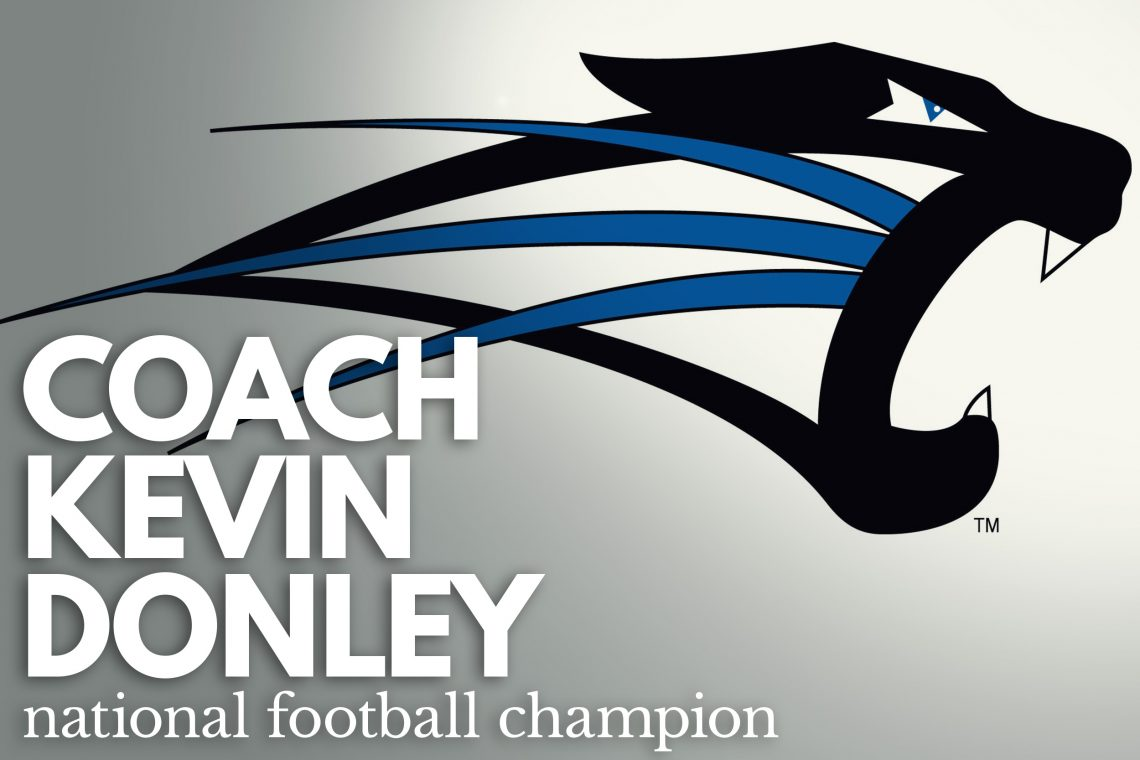 Coach Kevin Donley