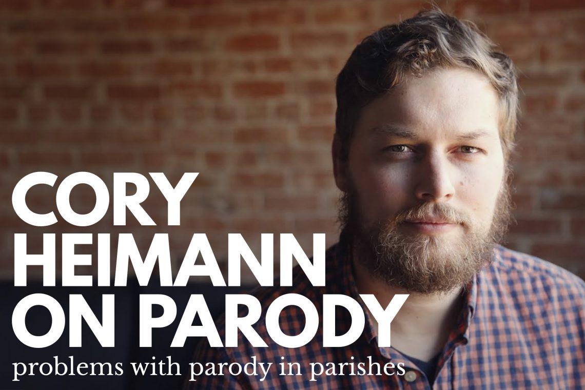 Cory Heimann Parody