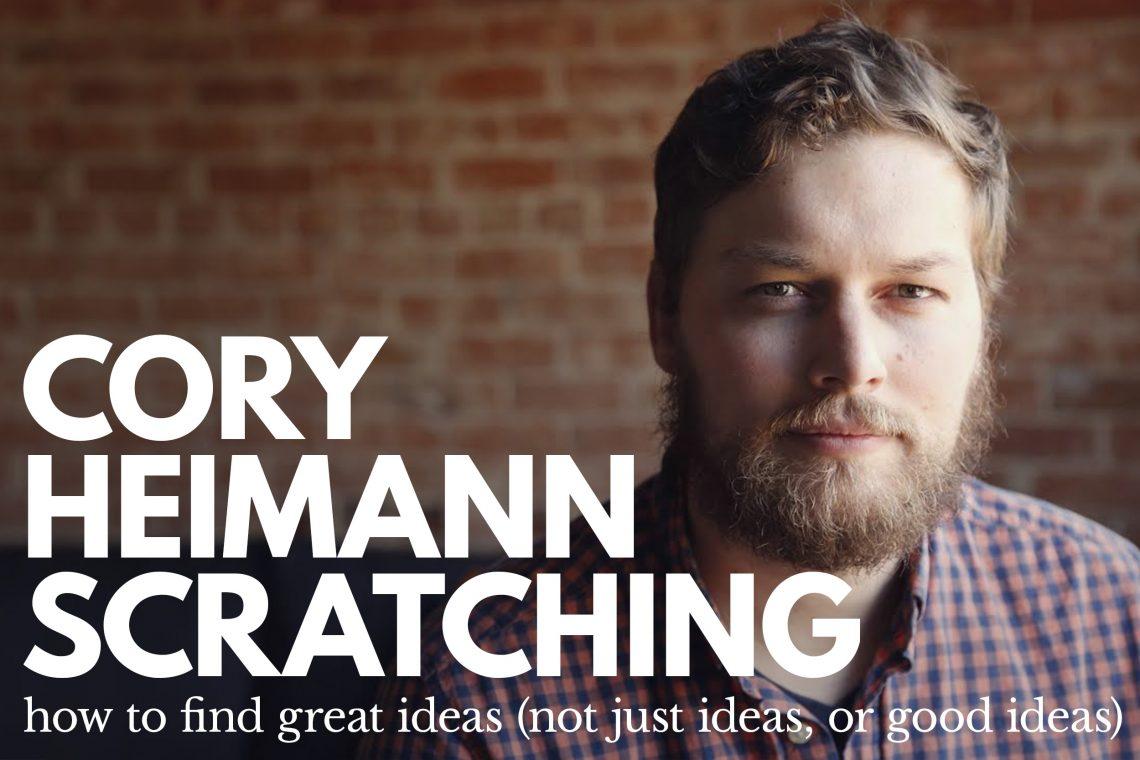 Cory Heimann Scratch