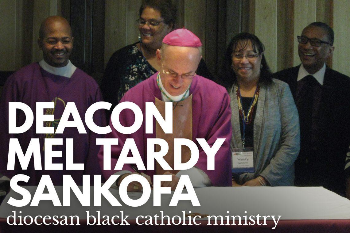 Podcast 101 – Deacon Mel Tardy Black Catholics – Thrivia ...