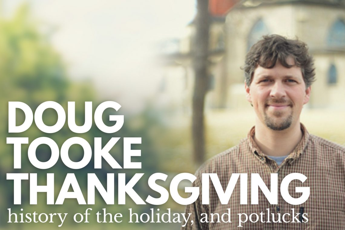 Doug Tooke Thanksgiving