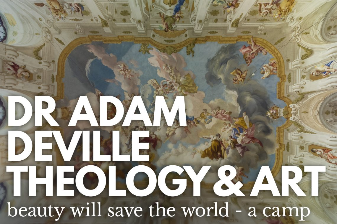 Dr Adam Deville Beauty Will Save the World