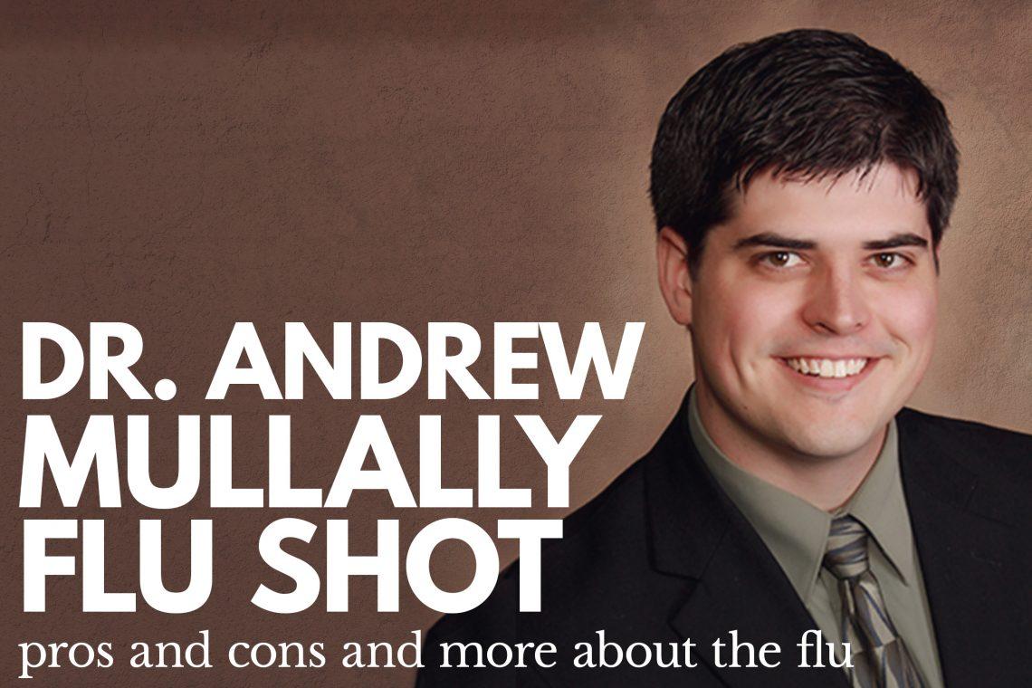 Dr Andrew Mullally Flu Shot
