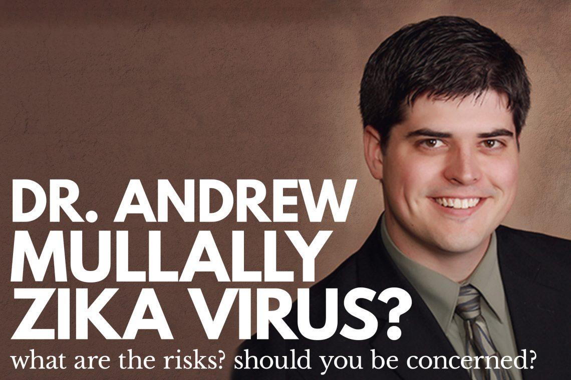 Dr Andrew Mullally Zika