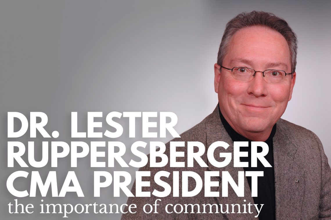 Dr Lester Ruppersberger