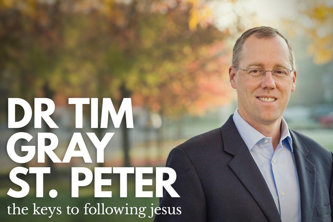 Dr Tim Gray - Keys of Following Jesus