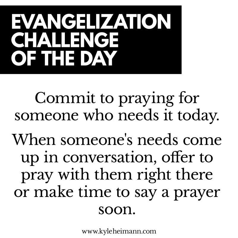 Evangelization Challenge 96