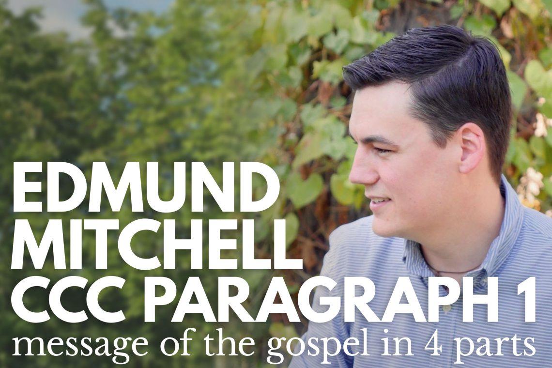 Edmund Mitchell CCC1