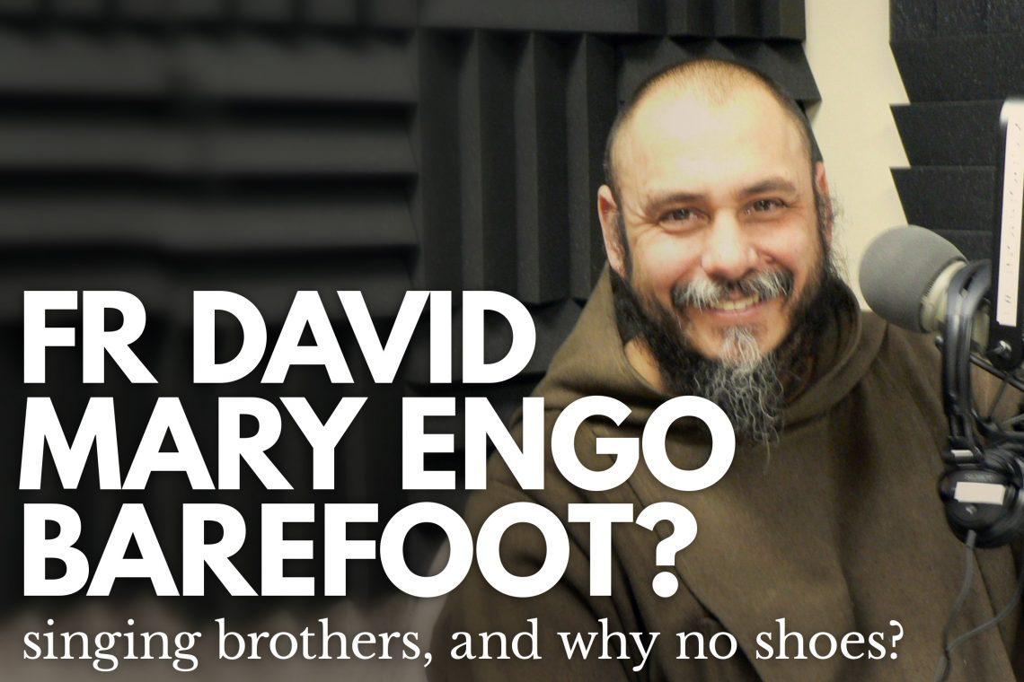 Fr David Mary Engo - Franciscan Friars Minor