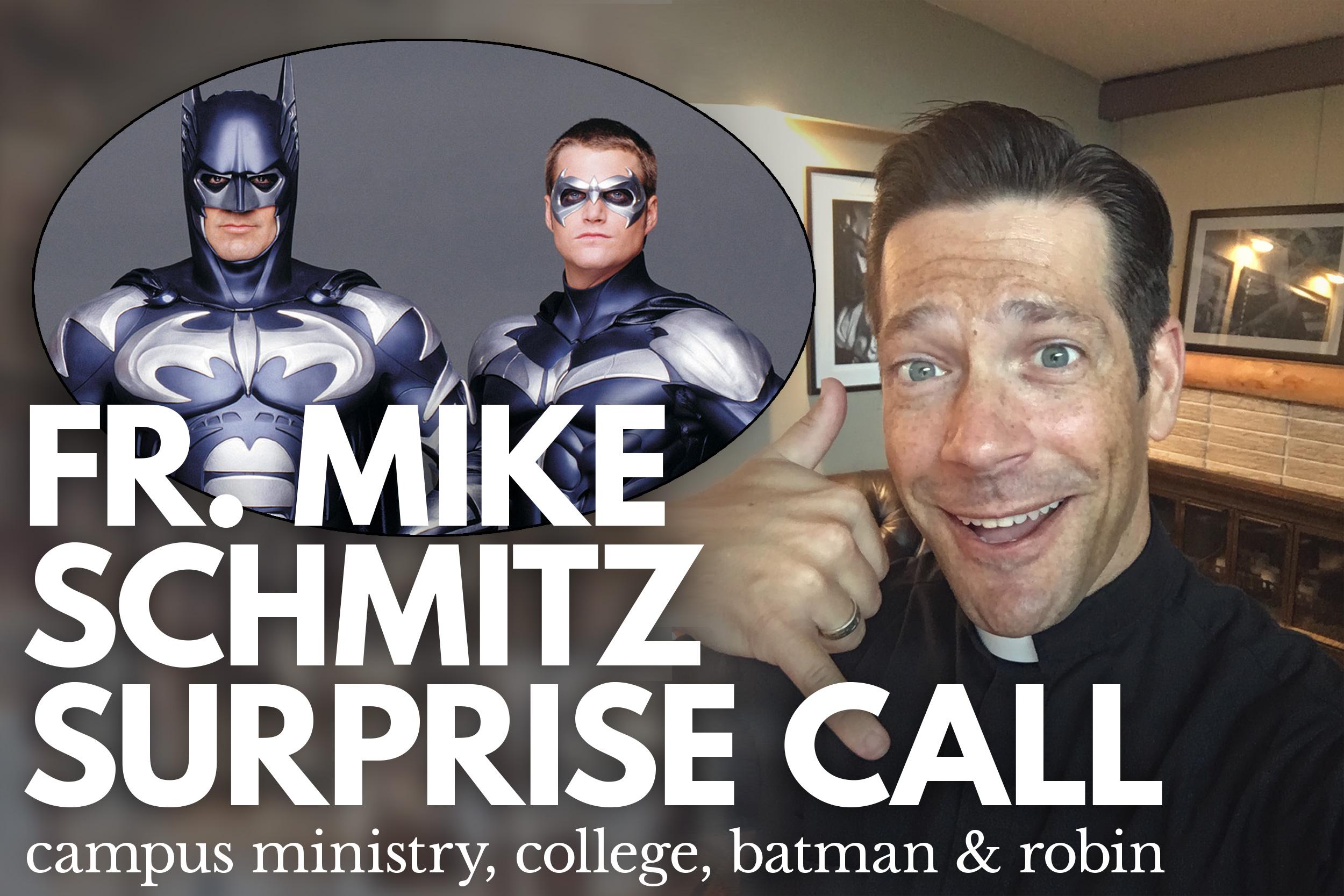 Fr Mike Schmitz