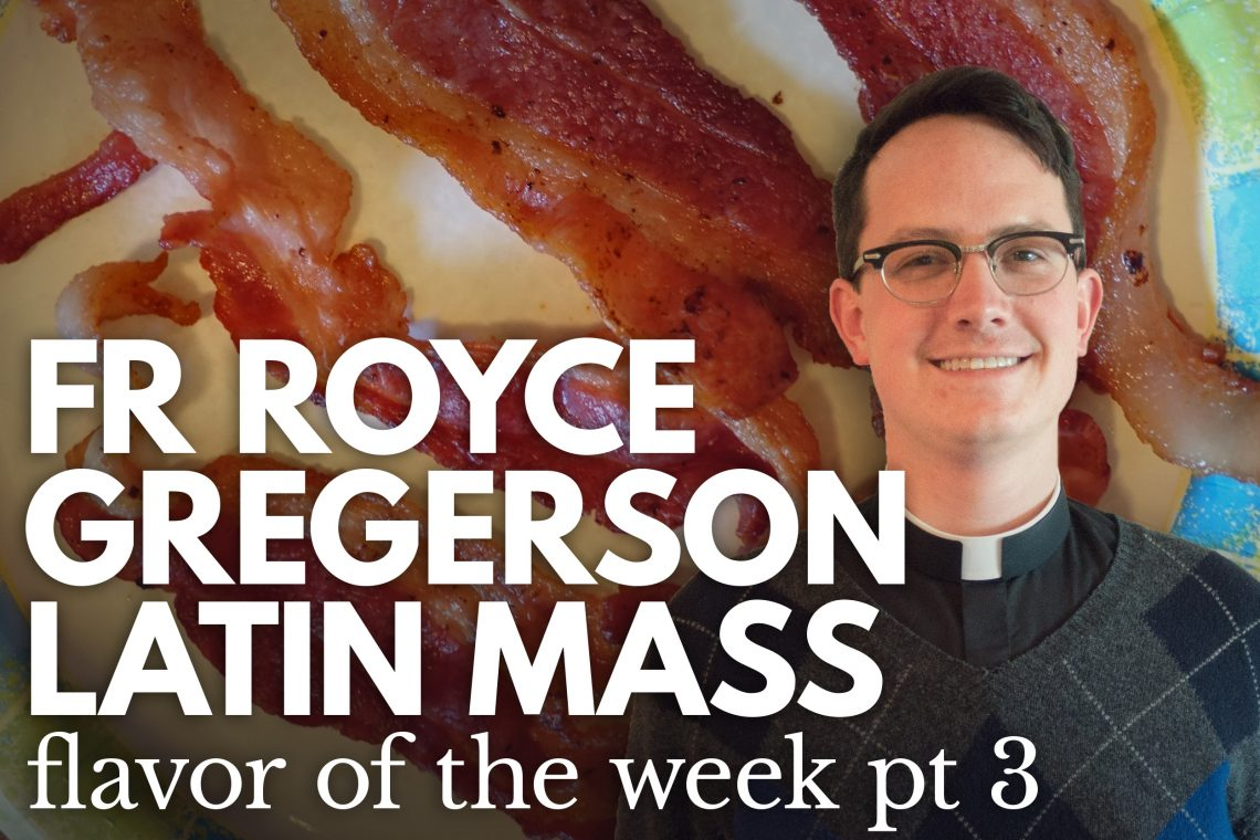 Fr Royce Flavor of the Week 3