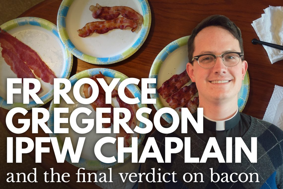 Fr Royce Gregerson - Flavor of the Week 4