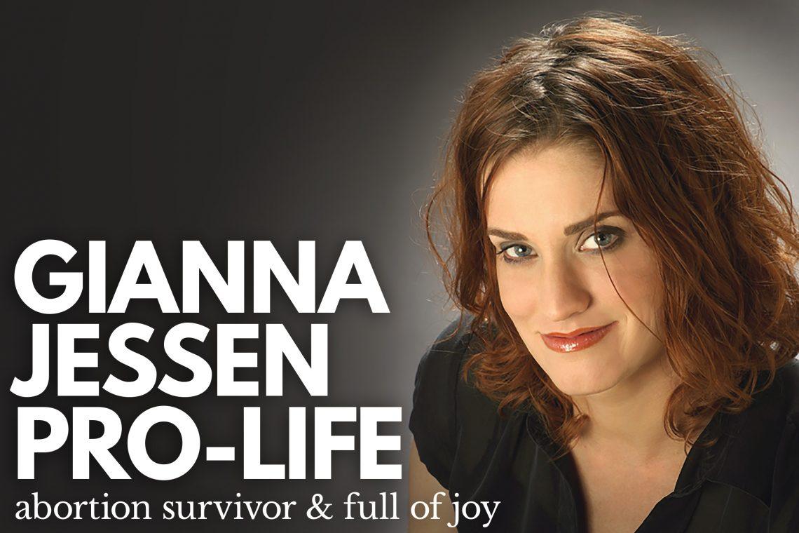 Gianna Jessen Prolife