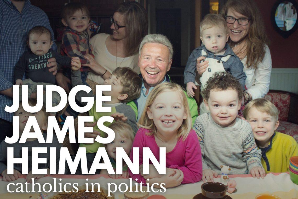 Judge James A Heimann