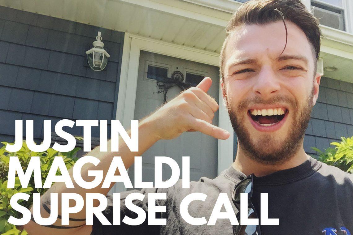 Justin Magaldi Call