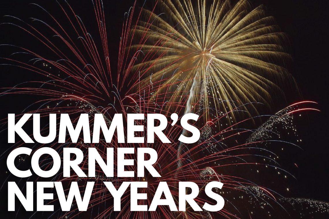 Fr Bill Kummer New Year