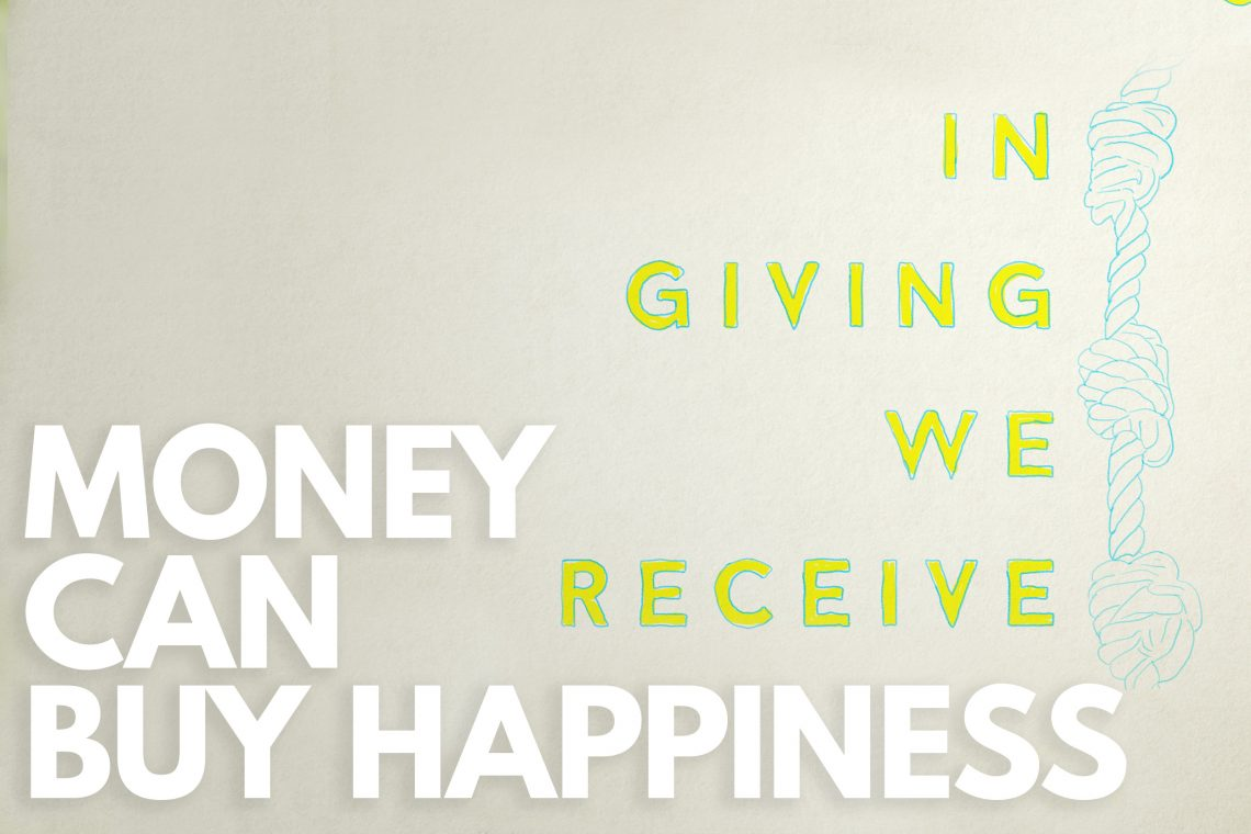 Money Can Buy Happiness
