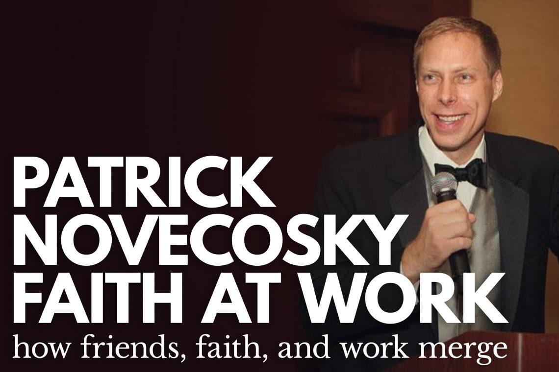 Patrick Novecosky Friends