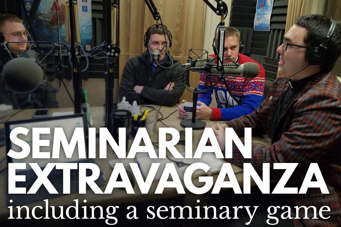 Seminarians Game