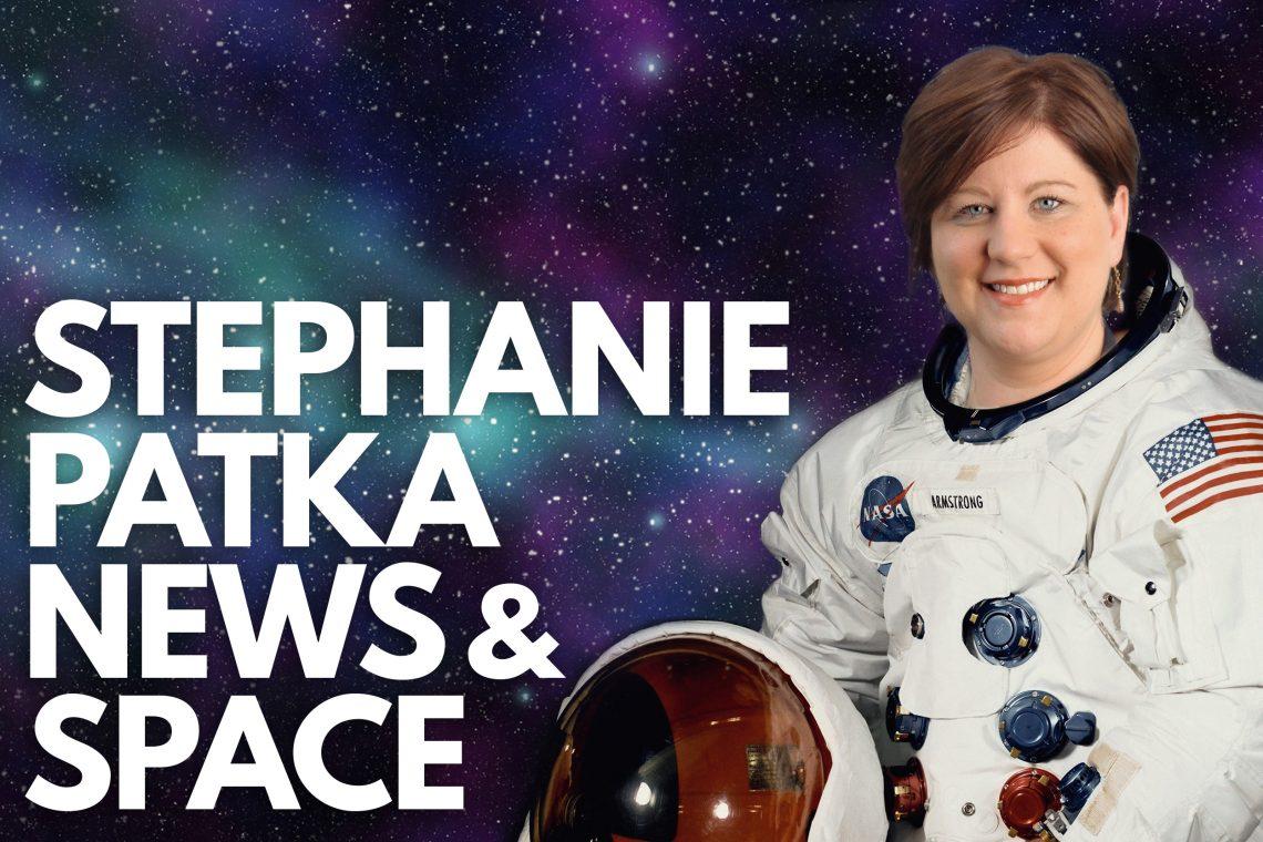 Stephanie Patka in Space