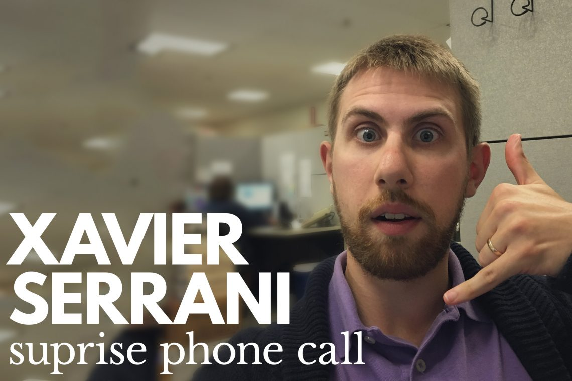 Xavier Call